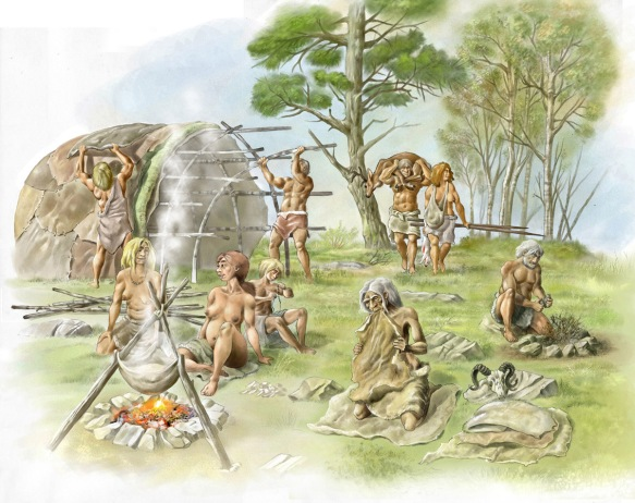 Stone Age Village